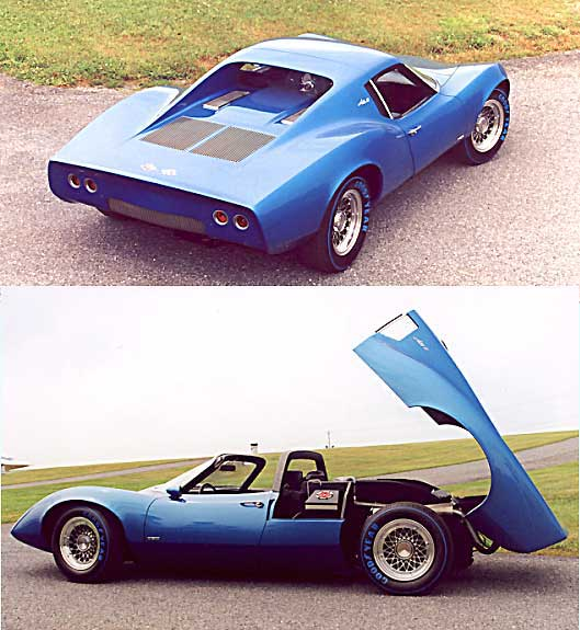 Beautiful The Astro II (XP 880) Was The First Of Several Experimental, Mid Engine  Corvettes That Kicked Off Years Of Exotic Sports Car Anticipation.