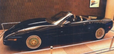 1992 CERV IV