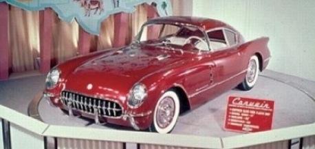 1954 Corvette Corvair