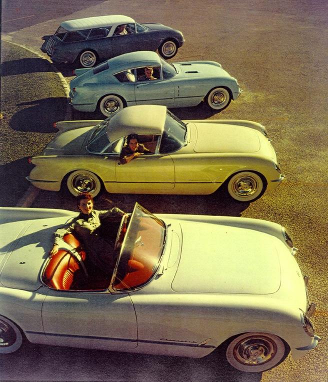 Remarkable Corvettes: Prototypes