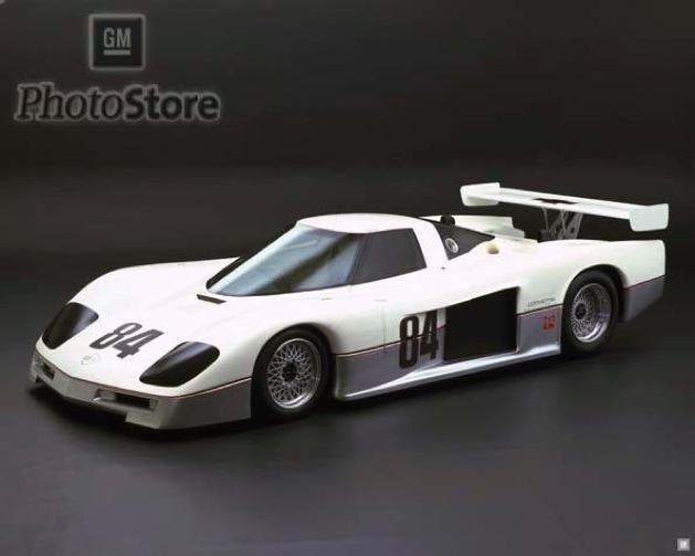 Corvette GTP