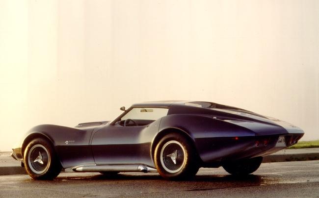 1969 Corvette Stingray >> 1969 Manta Ray