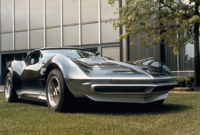 Used Corvette Stingray >> 1969 Manta Ray