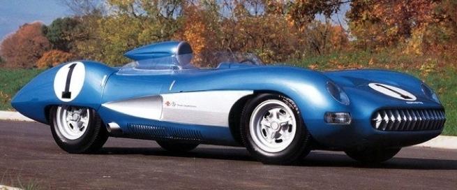 1956 Corvette SS XP-64
