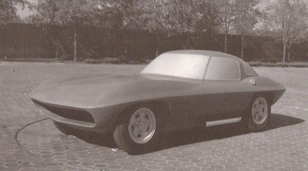 1969 Corvette Stingray >> 1960 C2 prototype XP-720