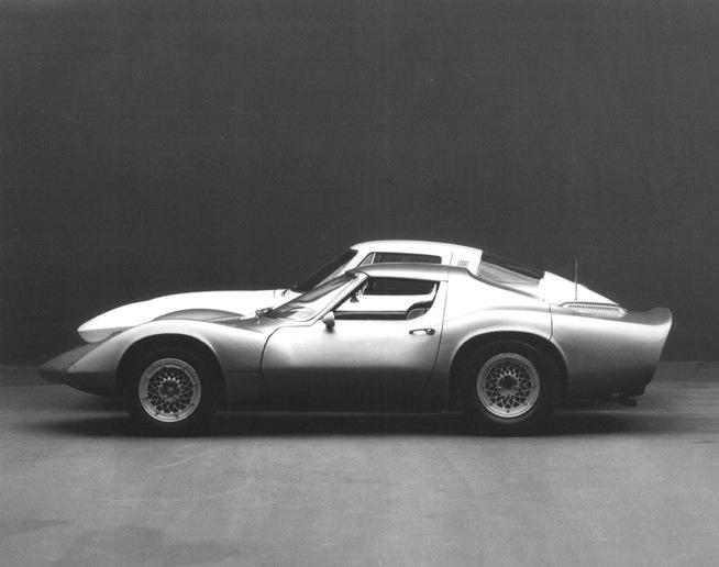 National Corvette Museum >> 1964 Corvette XP-819 Rear Engine
