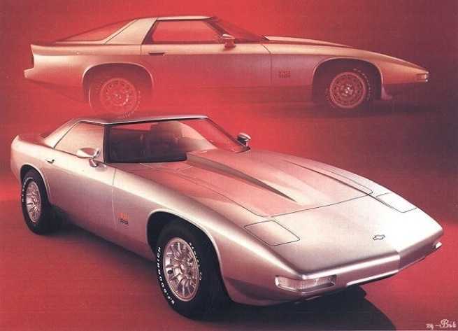 1969 Corvette Stingray >> 1973 XP-898